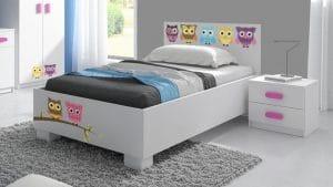 10 tipů na dětské postele
