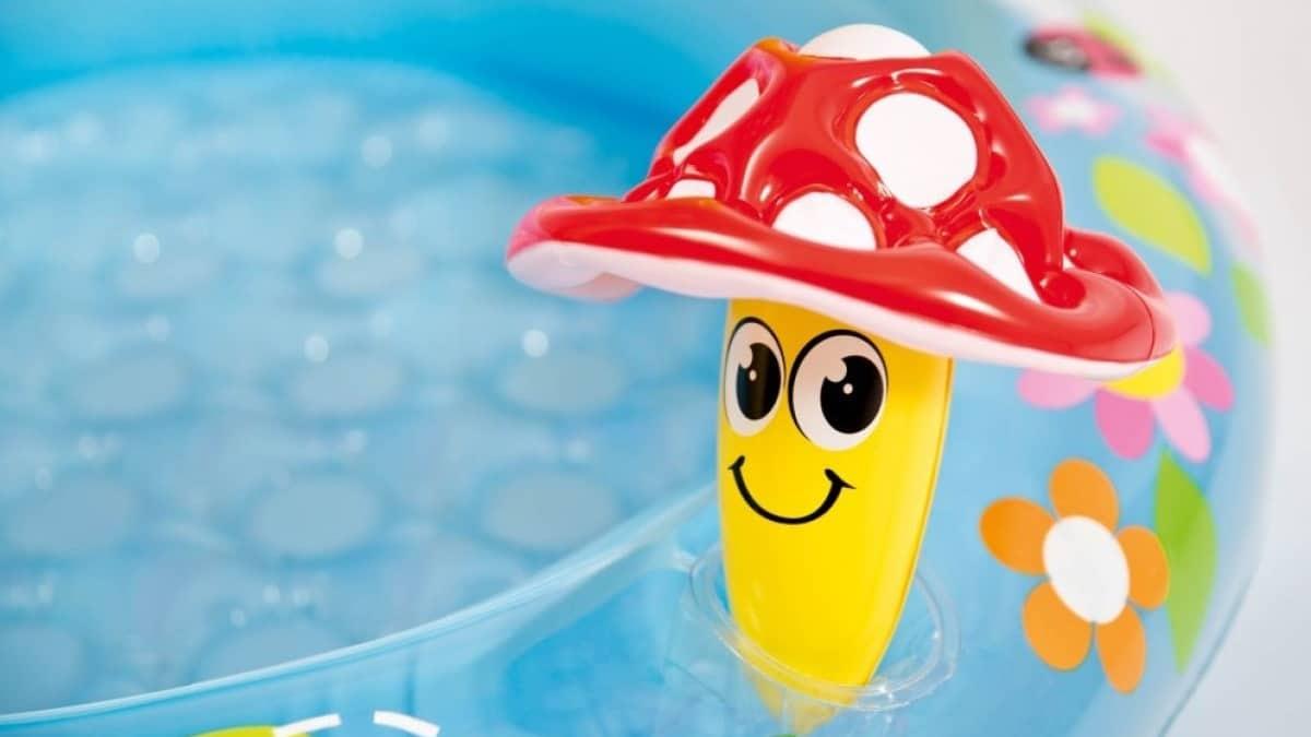 12 tipů na bazény pro děti