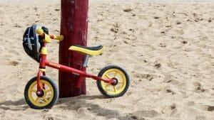 6 tipů na dětská odrážedla a odstrkovadla