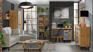 6 tipů na neotřelý nábytek vdekoru beton