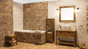 6 tipů na stylový koupelnový nábytek