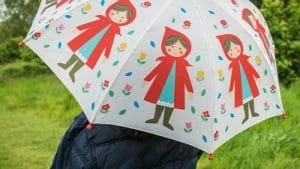 8 tipů na dětské doplňky do deště