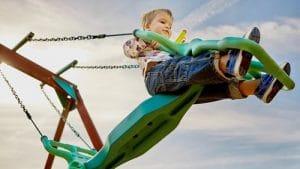 9 tipů na dětská hřiště a zajímavé příslušenství