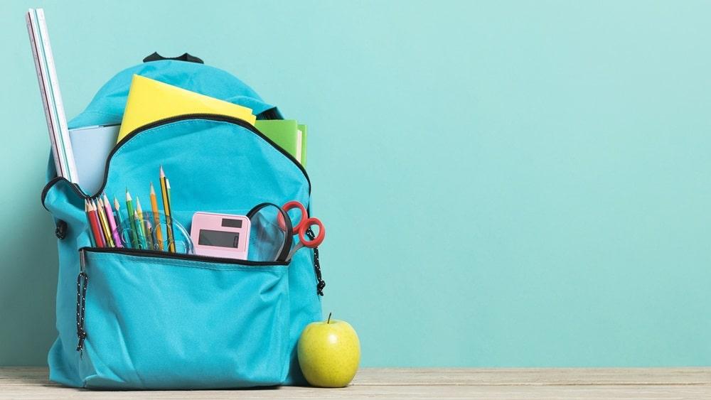 9 tipů na nákup školních aktovek a batohů