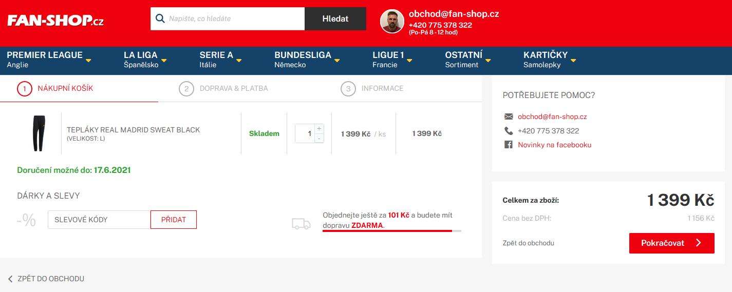 Fan-shop.cz