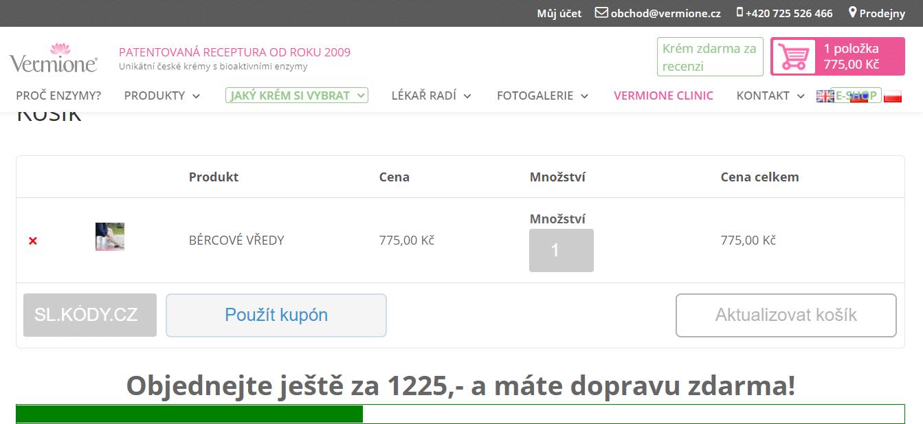 Vermione.cz